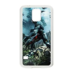 crysis 21 Samsung Galaxy S5 Cell Phone Case White yyfD-285620