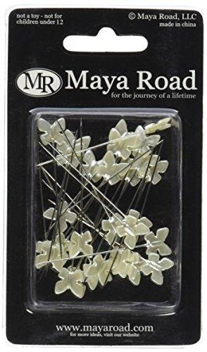 Maya Road Trinket Pins - Vintage Butterfly Trinket Pins 2.25