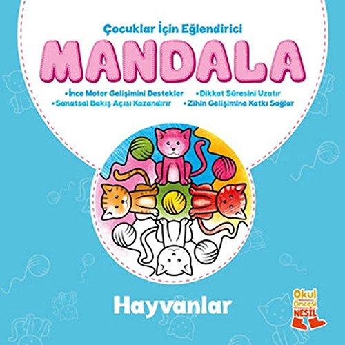 Cocuklar Icin Eglendirici Mandala Hayvanlar Omer Faruk Paksu