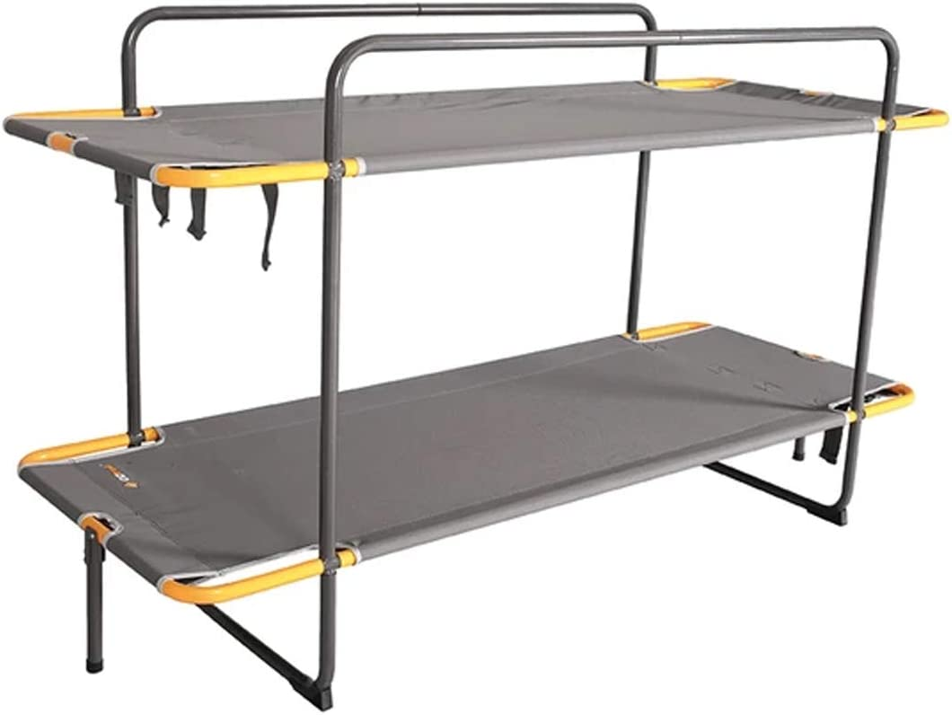 OZtrail Litera de Camping Double BUNK Bed Dos catres ...