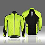 docooler WOLFBIKE Fleece Thermal Cycling Long Sleeve Jersey Winter Outdoor Sports Jacket Windproof Wind Coat Bicycle Cycle Wear Clothing
