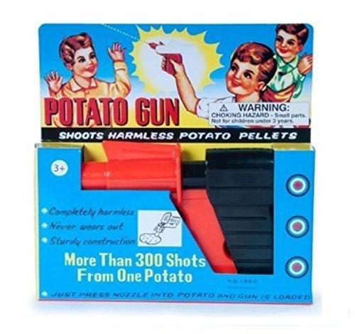 Toy Potato Guns (2 Pack)