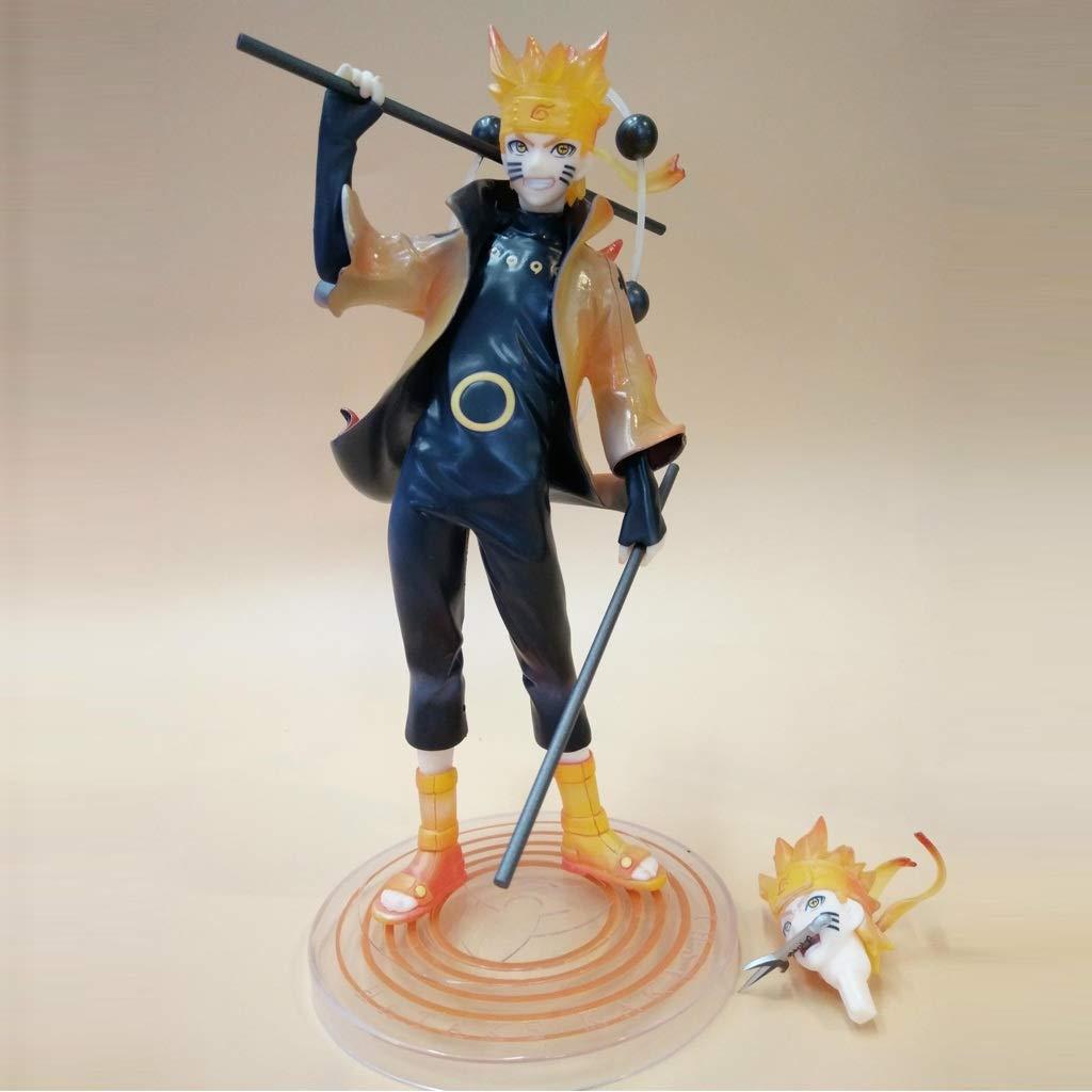 Hyzb Naruto Gioco Anime Character Model Shippuden Statue Toy Souvenir Gift Collection Artigianato Decorazione 21CM
