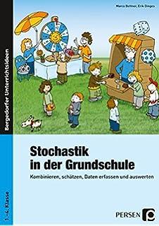 Stochastik und Kombinatorik: Zweifach differenzierte Arbeitsblätter ...
