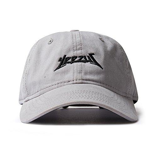 79dc99fdf0f AA Apparel Yeezus Tour Glastonbury Dad Hat Kanye West Yeezy (Grey) - Buy  Online in Oman.