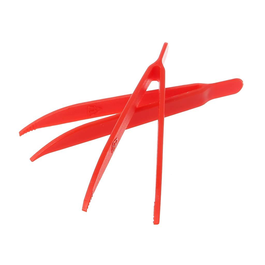 10 x antistatische Pinzette aus Kunststoff hitzebest/ändig