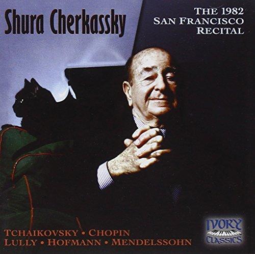 Shura Cherkassky: 1982 San Francisco - Ivory Sonata