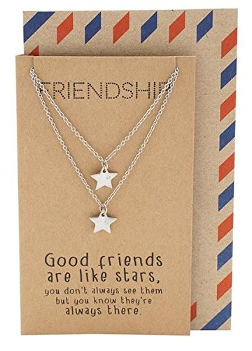 friendship-necklace-for-2-with-matching-star-pendants-greeting-card-envelope-16-in-to-18-in