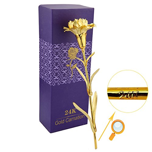 ranipobo-sweetly-carnations-flower-mothers-day-gift-24k-gold-plated-decoration-golden-flowers-with-l