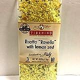 Tiberino's Real Italian Meals - Risotto with Lemon Zest ''Ravello''