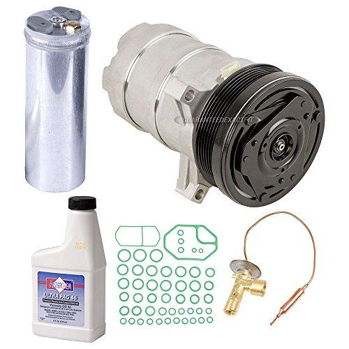 AC Compressor w/A/C Repair Kit For Isuzu Trooper 1998 1999 2000 - BuyAutoParts 60-82250RK New ()