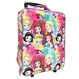 Disney Girls' Princess 3 Pc Luggage Set, Pink Review