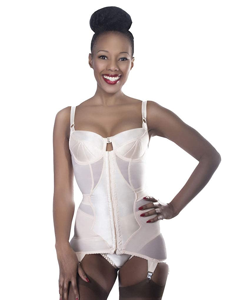 7d662b0db4 What katie did corselette firm control vintage glamour corselette at amazon  womens clothing store jpg 792x1020