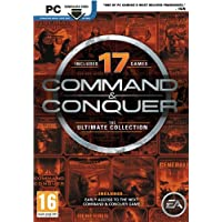 Deals on Command and Conquer: The Ultimate Collection PC Digital