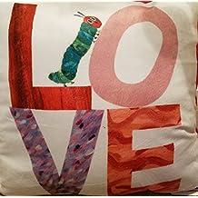 Eric Carle decorative pillow