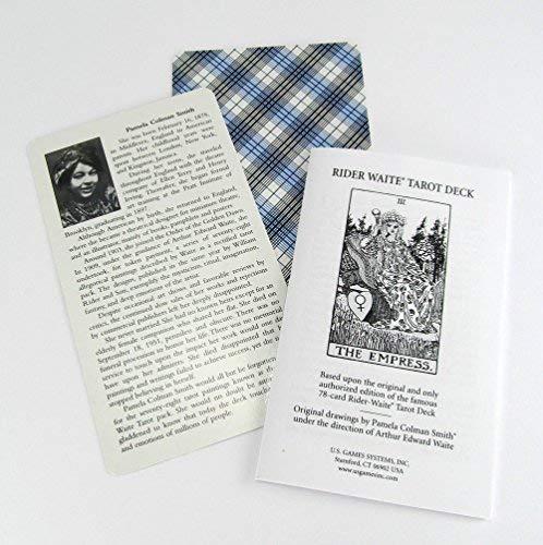 Original Rider-Waite Tarot Deck Cards - Brand New! by Rider (Image #2)