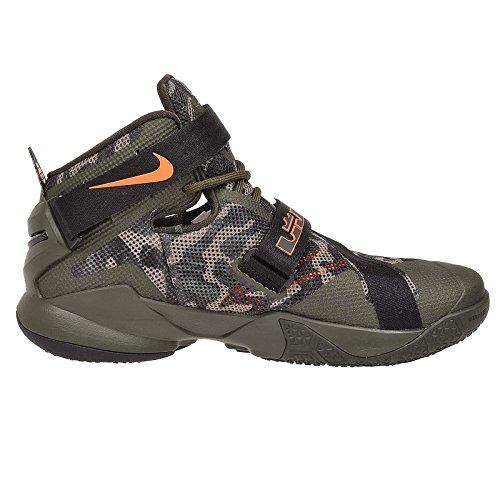 Nike Hypervenom Phelon Ii Ic Herren Fußballschuhe Cargo Kaki / Nero-sequoia