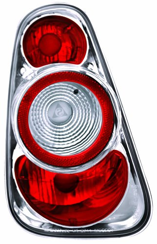 - IPCW CWT-208C2 Crystal Eyes Crystal Clear Tail Lamp - Pair