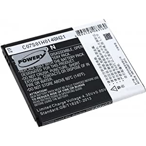 Batería para Hisense U958, 3,8 V, [-Batería de ión-litio para ordenadores de bolsillo (PDA)]