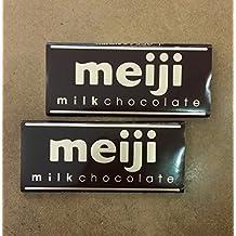 MEIJI Japanese Milk Chocolate (2 Packs)