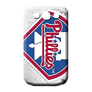 samsung galaxy s3 covers dirt-proof Protective Stylish Cases phone cases covers philadelphia phillies mlb baseball