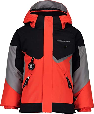 Toddler//Little Kids//Big Kids Obermeyer Kids Mens Horizon Jacket