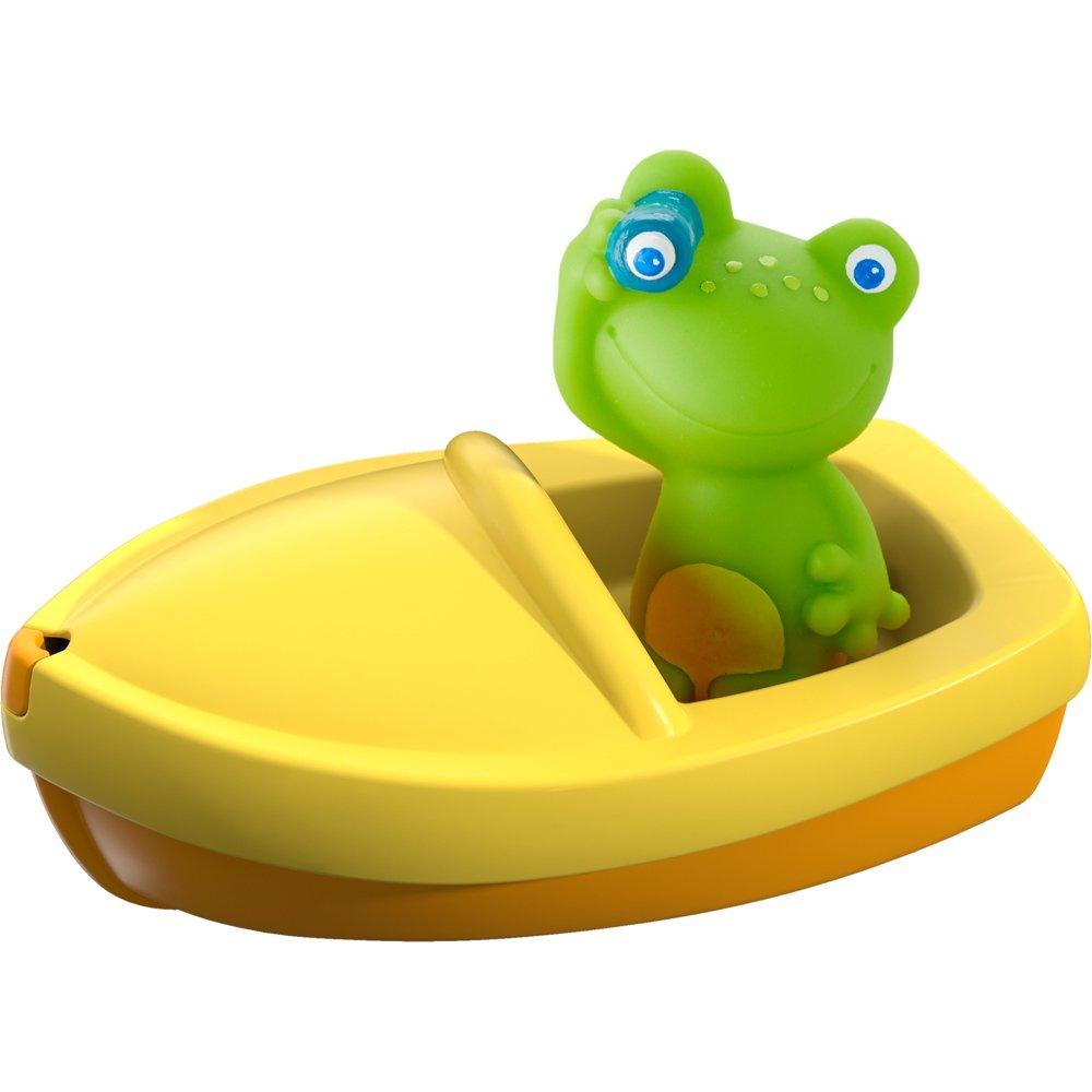 HABA Bath Boat Frog Ahoy!