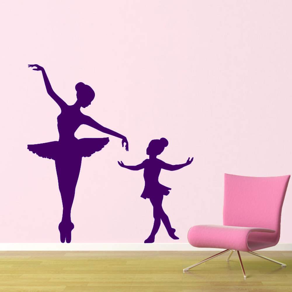 xingbuxin Elegante Gran Bailarina pequeña Bailarina Tatuajes de ...
