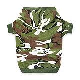 DroolingDog Dog Clothes for Large Dogs Boy Dog Hoodie XXXXXL Dog Shirts for Dogs, XXXXXL, Green