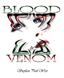 Rise of the Maiden - Blood and Venom (Blood and Venom Paranormal Thriller Book 1)