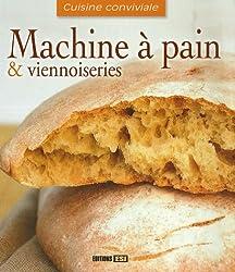 Machine à pain et viennoiseries