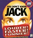You Don't Know Jack: Louder! Faster! Funnier! - PC/Mac by Vivendi Universal