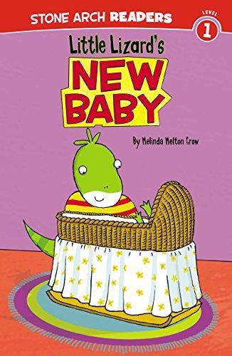 (Little Lizard's New Baby (Little Lizards))