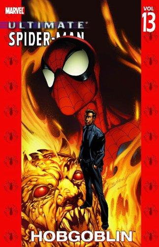 Ultimate Spider Man Hobgoblin Graphic Novels
