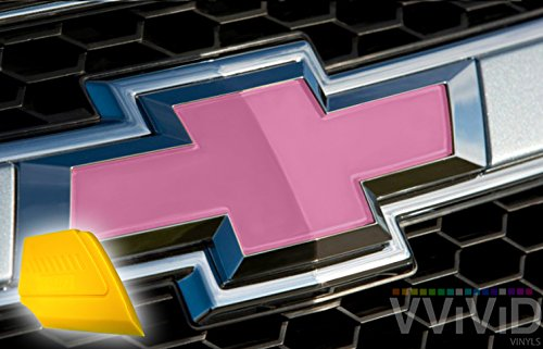VViViD Gloss Chevy Bowtie squeegee product image