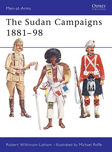 How Long To Read The Sudan Campaigns 188198 Men At Arms