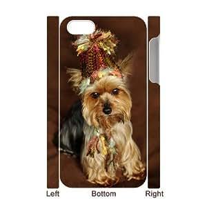 Iphone 4/4s 3D Bumper Plastic Case Of Dog ,customized case