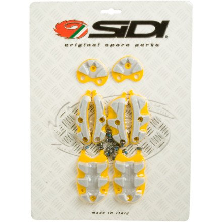 Sidi Srs Sole Replacement - Sidi SRS Spider Gry/YlwSoles 45-48
