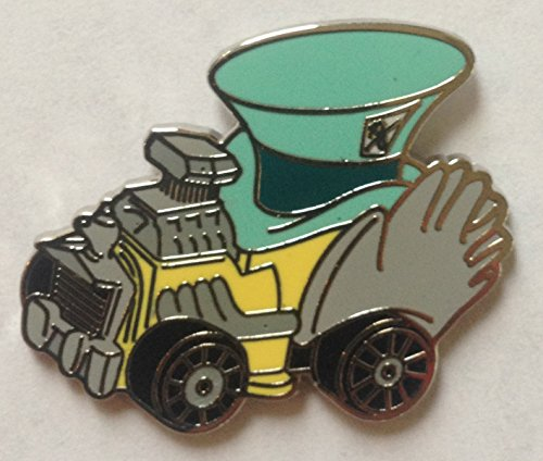 Disney Pin 119564 Disney Racers from Mystery Pin Pack - Mad Hatter Pin Alice in Wonderland