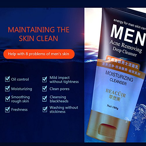Buy oil removing face wash