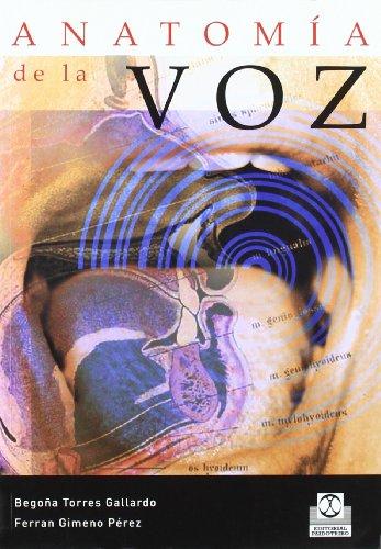 Descargar Libro Anatomía De La Voz Ferran Gimeno Pérez