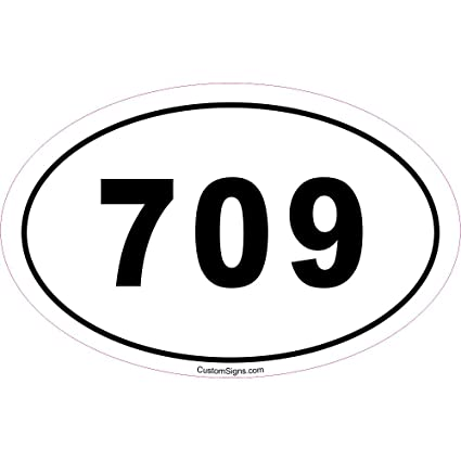 709 area codes
