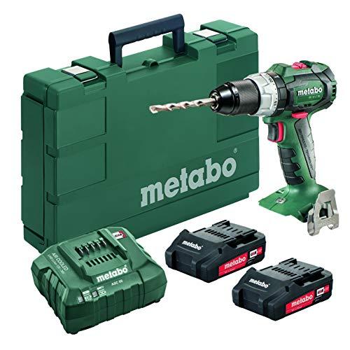 Metabo BS 18 LT BL 2x 2.0Ah kit 18V Brushless Drill/Driver 2.0Ah Kit