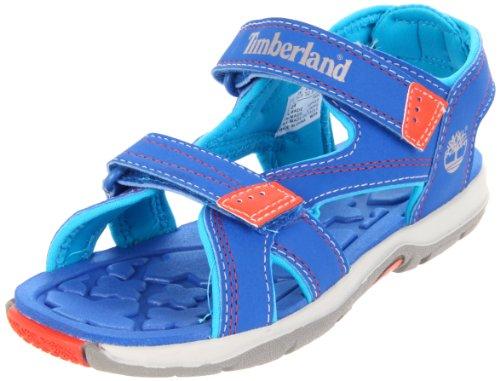 Timberland Mad River Strap, Sandalias Infantil Azul