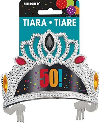 Birthday Cheer 50th Birthday Tiara New