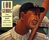 Lou Gehrig, David A. Adler, 0152024832
