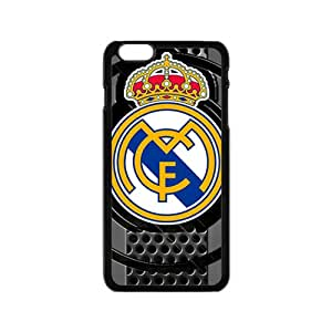 RELAY Real Madrid Club de Football Design Fashion Comstom Plastic case cover For Iphone 6