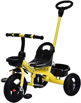 Triciclos El Coche De Equilibrio For Niños Con Bicicleta De Tres ...