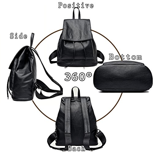 Black Bag Black Black Ga1134 b Woman Backpack averil G aqp4wHp