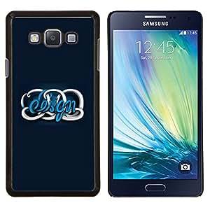 """For Samsung Galaxy A7 ( A7000 ) , S-type abstracto"""" - Arte & diseño plástico duro Fundas Cover Cubre Hard Case Cover"""